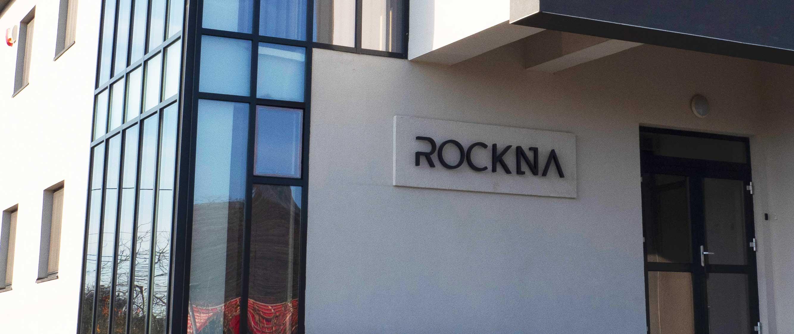 Rockna company day logo
