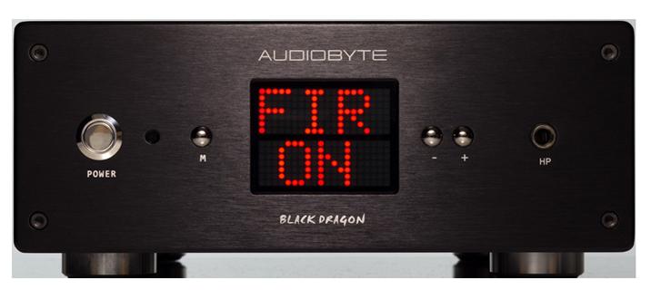 Black Dragon front